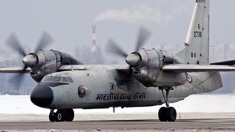 Un avion de l'armée de l'air disparaît | Farfeleusement Vôtre | Scoop.it