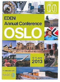 Nettstudier & Online Education: The EDEN annual conference in Oslo 2013 | Open Flexible and E-Learning Knowledge Base | Scoop.it