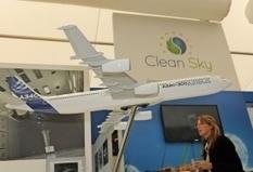 Clean Sky To Test Laminar Flow On Modified Airbus A340 - Aviation International News | Sediment transport mechanics | Scoop.it