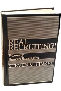 Real Recruiting! Recruiter Training Book Finkel | Recruitment Training | Scoop.it