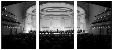 Philadelphia Orchestra at Carnegie Hall | creative title | Scoop.it