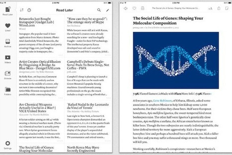 Instapaper is free on the App Store this week - Macworld | iPhones and iThings | Scoop.it