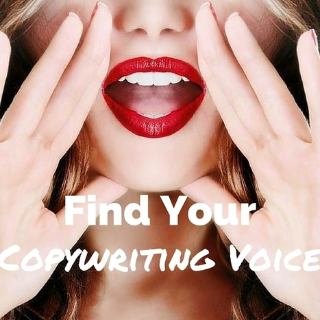 3 Secrets to Finding Your Copywriting Voice - Copy Ninjas | Writing And  Self Publishing | Scoop.it