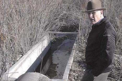 East Idaho mayors look to cooperate with ag on water | Idaho Politics | Scoop.it