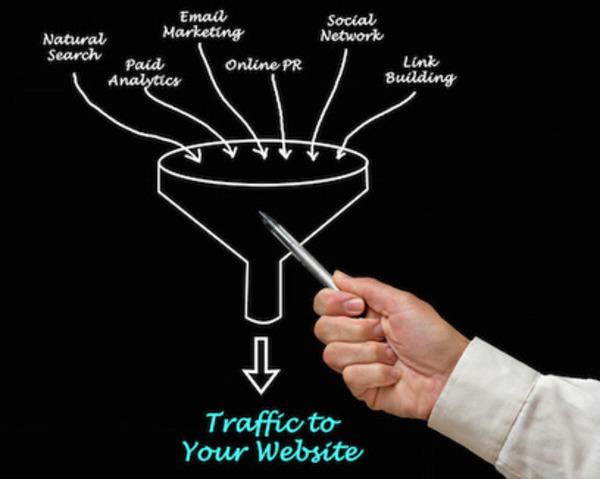 Comment augmenter le trafic d'un blog efficacement ? #SEO #Blogging | Search engine optimization : SEO | Scoop.it