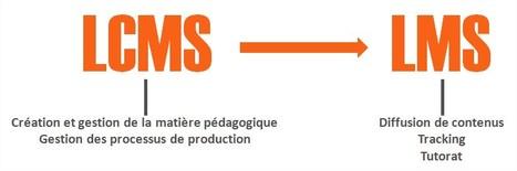 Définition des termes LCMS et LMS : LCMS et LMS, quelles différences ? | Time to Learn | Scoop.it
