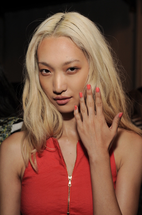 The Nail Polishes Everyone Will Be Wearing Next Spring! | World of Fashion!! | Scoop.it