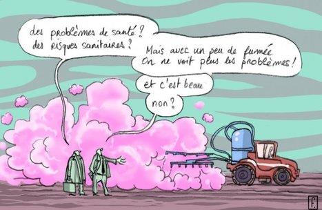 La réglementation sur les pesticides risque fort d'être allégée | Les colocs du jardin | Scoop.it