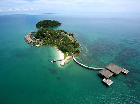 20 resorts and villas where you can have a private island practically all to yourself | Vladi Private Islands and Private Island News | Scoop.it