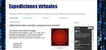 Educación y Blogs (EyB): Expediciones virtuales   Educando con TIC   Scoop.it