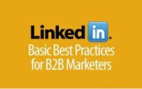 LinkedIn 10 Conseils pour le BtoB | WebZine E-Commerce &  E-Marketing - Alexandre Kuhn | Scoop.it