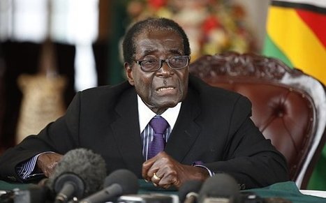 Mugabe losing grip on Zanu PF - Nehanda Radio | NGOs in Human Rights, Peace and Development | Scoop.it