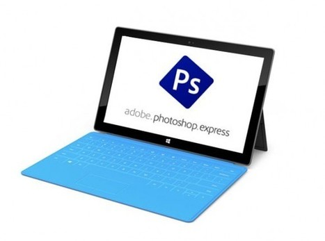 Photoshop Express ya está disponible para Windows 8 y RT | Aplicaciones y Herramientas . Software de Diseño | Scoop.it