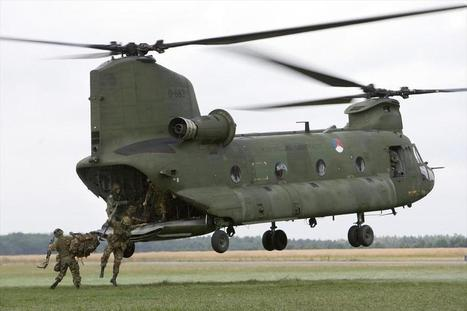 Les Pays-Bas envoient trois CH-47 Chinook au Mali | GUERRE AU MALI - FRENCH MILITARY OPERATIONS IN MALI | Scoop.it
