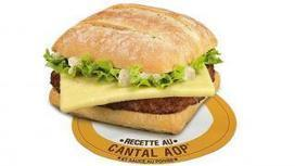 Les fromages d'Auvergne s'invitent chez Mc Donald's | thevoiceofcheese | Scoop.it