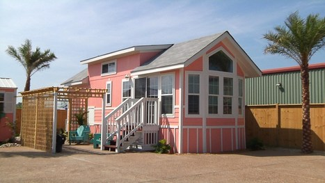 Port Aransas tiny house will appear on HGTV | Texas Coast Real Estate | Scoop.it