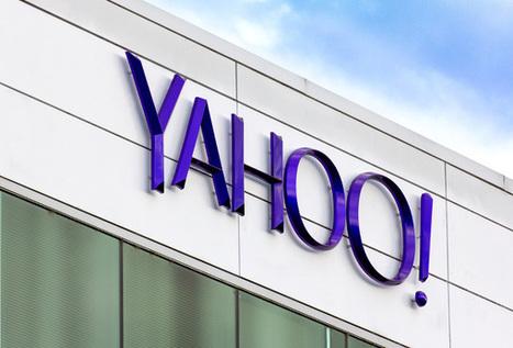 Yahoo veut utiliser les données d'objets connectés pour ... - Aruco   Digital customer & Retail   Scoop.it