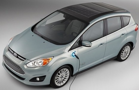 Ford C-MAX Solar Energi: el primer auto solar de su clase en Latam Review | Cars Reviews and News | Scoop.it