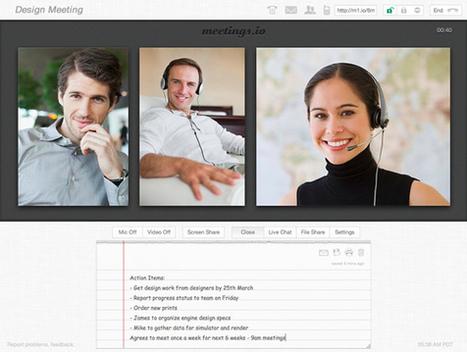 Meetings.io: Effortless video meetings | Edumorfosis.it | Scoop.it