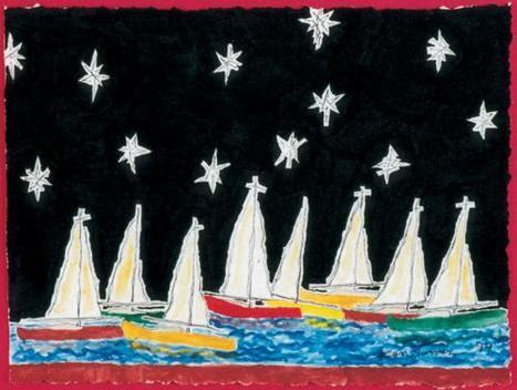 7 -The Flight Anchors in Castries Harbor | THE SCHOONER FLIGHT | Scoop.it