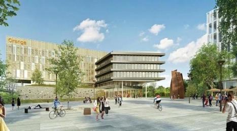 Les 4 labos d'Orange à Rennes regroupés sur un seul campus en 2019 | Incubateurs d'entreprises innovantes | Scoop.it