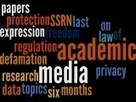 Media law academic articles round up, the past 6 months – Judith ... | (SPAN) Research List on Citizen Journalism and Media Activism | Scoop.it