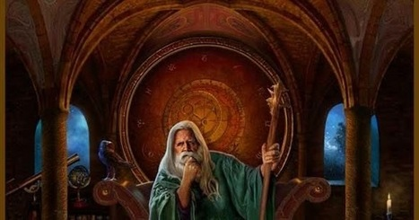 Carl Jung: intellect is a great sorcerer: it can make even itself disappear.   Carl Jung Depth Psychology   Scoop.it