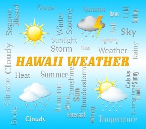 Hawaii Vacations: Why Weather Is Important | KTC Hawaiian - Kapo Trading Company | Hawaii | Scoop.it