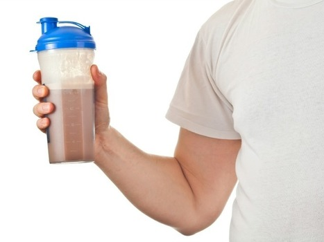 Nutrition Tip: Post-Game Shake Recipe | Soccer Nutrition | Scoop.it