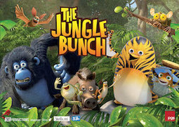 License! Global | PGS Sends 'Jungle Bunch' to Asia | The Jungle Bunch | Scoop.it