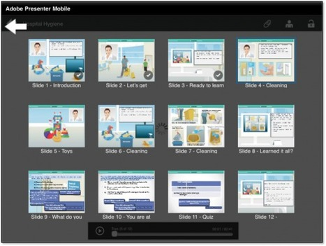 Enjoy the Adobe Presenter Appiness!   mLearning   Scoop.it