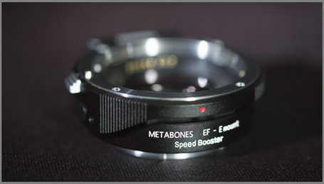 EF to E mount Adaptor METABONES | Speed Booster. By James Miller (2 videos) | JAY: LIFESTYLE! | Scoop.it