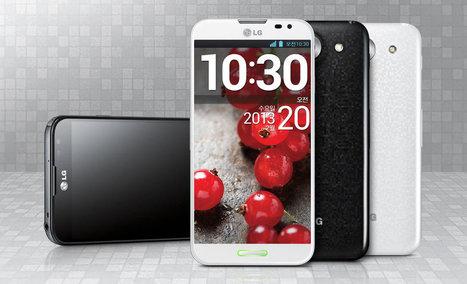 Amateur Techie: LG Optimus G Pro | Smartphone madness. | Scoop.it