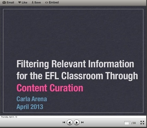 Teacher's Guide to Digital Curation | E D [ I T ] | Scoop.it