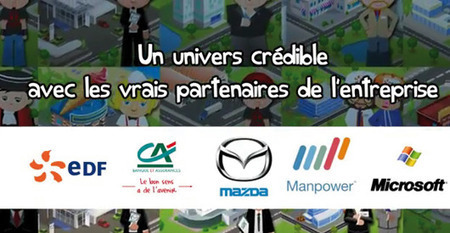 Les marques se lancent dansles Serious Games | Gestion de contenus, GED, workflows, ECM | Scoop.it