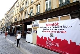 Nouveau format de proximité urbaine : Drive Hyper + boutique multi services > le pilote de CORA à Metz | Donnez du Sens à vos commerces ! | Scoop.it
