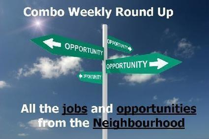 Combo Weekly Round Up: All the jobs and opportunities from the Southern Neighbourhood - ENPI Info | Dessine-moi la Méditerranée ! | Scoop.it