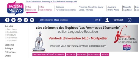 Ecomnews  | On en parle dans la Presse ... | Scoop.it