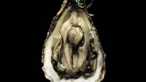 Pornfood: des aliments pornographiques pour une campagne culinaire | CRAZY PRESS | Scoop.it