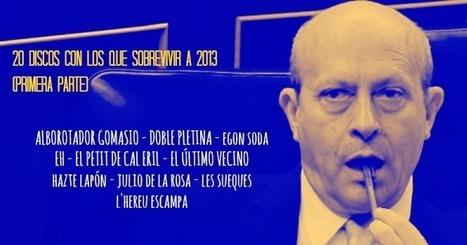 Sobreviviendo a 2013: Los Mejores 20 Mejores LP's del Primer ... - Shook down   EGON SODA   Scoop.it