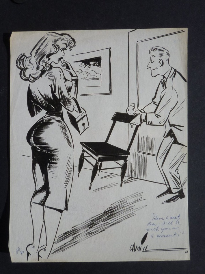 Vintage Sexist Humor | Antiques & Vintage Collectibles | Scoop.it