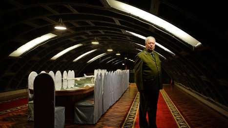 Amid a Revived East-West Chill, Cold War Relics Draw New Interest | Test | Scoop.it
