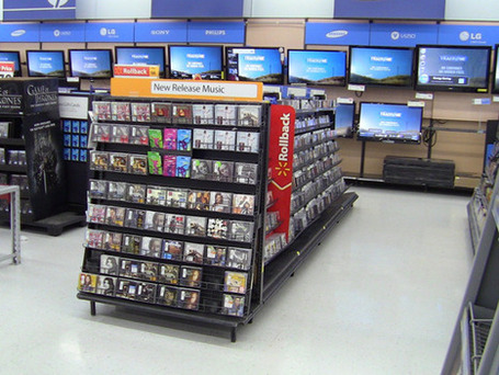 Music Is Less Than 0.3% of Revenues at Wal-Mart, Best Buy, & Target | Music business | Scoop.it