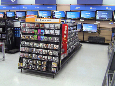 Music Is Less Than 0.3% of Revenues at Wal-Mart, Best Buy, & Target   Music business   Scoop.it
