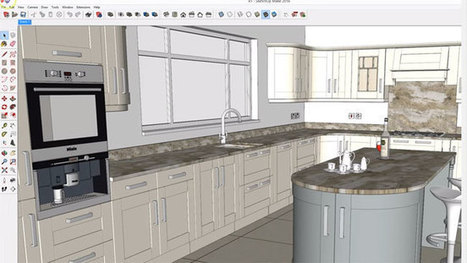 Use Brighter3d sketchup 2016 plugin to create photorealistic rendering from any Sketchup scene | Updates on 3D modeling world | Scoop.it