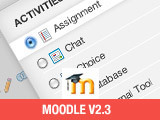 6 User Experience related new features in Moodle v2.3 – A quick visual guide | Elearning & Moodle | Scoop.it