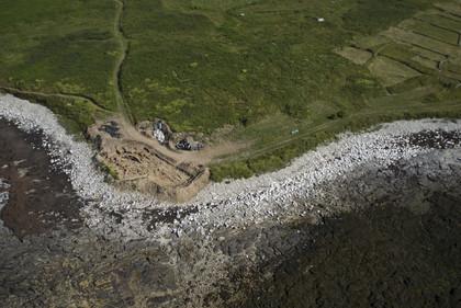 Un habitat du Bronze ancien sur l'île de Molène - Institut national de recherches archéologiques préventives | World Neolithic | Scoop.it