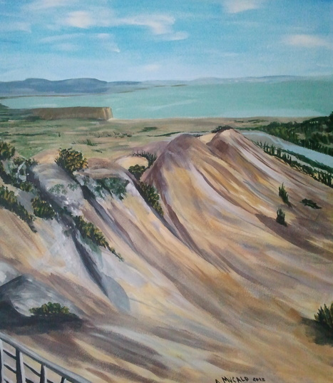 """""""PROFESSIONAL PAINTED  SCENIC LANDSCAPE PAINTINGS"""" 