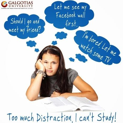 Tips to study well in college | Galgotias University | Scoop.it