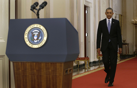 This is the speech Obama would give on Syria if he were brutally honest | AP Government and Economics | Scoop.it